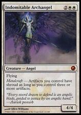 MRM FRENCH Archange Indomptable - indomptable Archange MTG magic SOM