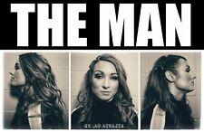 WWE Becky Lynch The Man Mugshot Poster! LAST ONE!!!