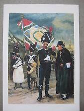 Pologne 1807, grenadiers premier empire
