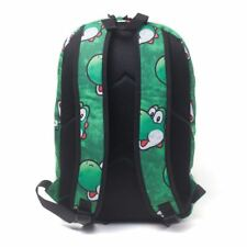 BP365318NTN Nintendo Super Mario Bros. Yoshi Face Sublimation Print Backpack Gr