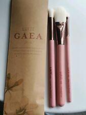 Nip Luxie Gaea 3 Pieces Eye Blending Precision Crease Foundation Brush Set