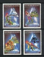 27365) Guinea 1990 MNH New Olympic Games Albertville