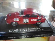 SAAB 96V4 Sweden Rally 1972 1/43 G86