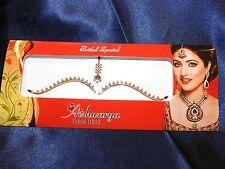Bindi Indian Bollywood Ladies Accessories Dots Tattoo Bridal Forehead Sticker A1