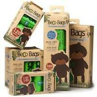 Beco Bags - Biodegradable Dog Poo Bags - 60 pack/120 pack/270 pack/300 pack/hand