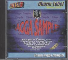 Charm Ragga Sampler CD Gebraucht Sehr gut Buju Banton Bounty Killer Dawn Penn