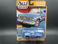 AUTO WORLD 1976 CHEVY BONANZA C10 FLEETSIDE SPIRIT OF '76 EDITION REL 1 VER B