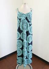 Ann Taylor Loft Dresses | Long Casual Maxi Dress, Blue/Turquoise/Navy Size 4