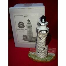 Lefton 1992 Boston Harbor Lighthouse Mib