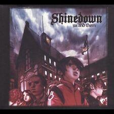Shinedown Us & Them CD
