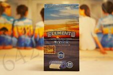 Full Box(10 Rolls) Of Elements Rolling Paper Rolls Single Wide