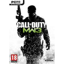Call of Duty: Modern Warfare 3 (PC: Windows, 2011) - European VersionE0567