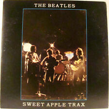 Beatles Sweet Apple Trax Double German Album With Gatefold Cover