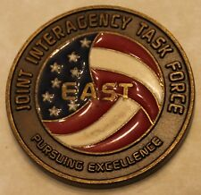 Joint Interagency Task Force East Director Challenge Coin