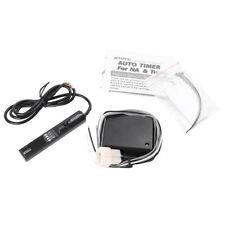 Apexi Coche Turbo Timer Para na & Turbo Control De Lápiz Negro Azul LED Digital Universal