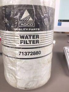 AGCO 71372880 Water Filter *MAKE OFFER*