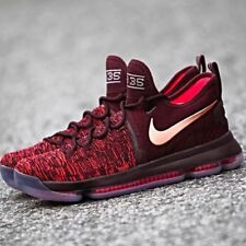 purchase cheap bbbf2 b7d31 NIKE ZOOM KD9 XMAS MEN SIZE 9.5 SAUCE BRONZE 852409 696 KEVIN DURANT GS  WARRIOR
