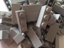 Lego New Lot Of 48 1x3 Bricks Light Grey Gray Brick 1 x 3