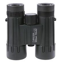 Dorr Danubia 10x42 Milan Roof Prism Binoculars - Black, London
