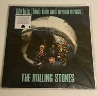 Rolling Stones / Green Vinyl LP / Big Hits High Tide and Green Grass / Mint RSD