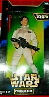 """Star Wars Action Collection Princess Leia Kenner 12"""" Figure. Mint Unopened"""