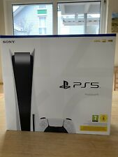 SONY PLAYSTATION 5 - PS5 - Mit Laufwerk / Disc Edition - OVP - SOFORT LIEFERBAR