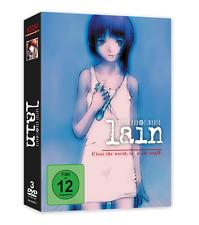 Serial Experiments Lain Gesamtausgabe DVD