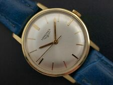 Longines REF: 7786-3 Cal. 284 Gold Plated Vintage Men's Dress Watch