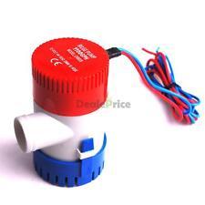 bilge pump 12V 1100gph CH8028-G1100-12 12VDC rule water pump used in boat