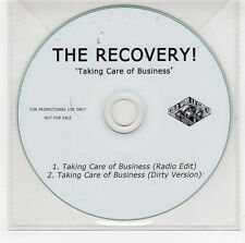 (GI68) The Recovery, Taking Care of Business - DJ CD