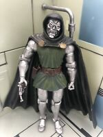 "Marvel Legends Series 2 Dr. Doom 6"" Loose Figure Toy Biz 2002 Mint Nice Rare 👍"