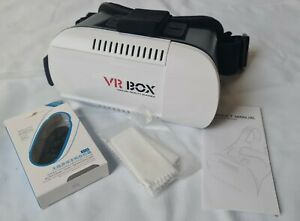 VR Box - Virtual Reality Headset and Remote Phone Controller