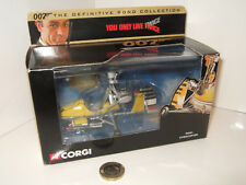 Corgi 04601 Definitive Bond Collection, James Bonds Gyrocopter from the movie.