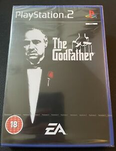 The Godfather Ps2 Game New Sealed U.K. Pal Playstation 2