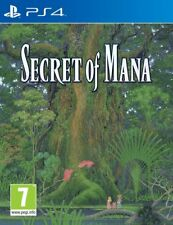Secret of Mana For PS4 (New & Sealed)