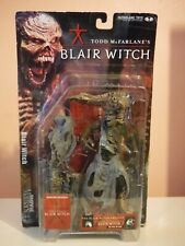 McFARLANE TOYS - MOVIE MANIACS 4 - TODD McFARLANE'S BLAIR WITCH - BLAIR WITCH