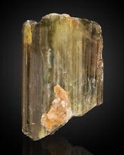 "1.9"" 169ct Pale Green SeeThru Gem DIASPORE Terminated Crystal-Turkey-for sale"