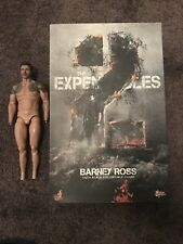 1/6 Scale Hot Toys Expendables 2 Barney Ross With Extra Sculpt And Body
