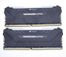 Corsair Vengeance RGB PRO 32GB (2 x 16GB) PC4-25600 (DDR4-3200) Memory