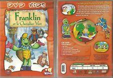 DVD - FRANKLIN ET LE CHEVALIER VERT ( DESSIN ANIME ) / COMME NEUF