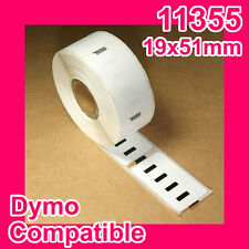 20 Rolls of Quality Label for DYMO LabelWriter: SD11355 (19x51mm)
