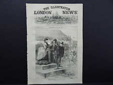 Illustrated London News Cover S7#31 Jul1871 Princess Louise Prizes At Wimbleton