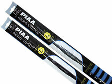 "Piaa Aero Vogue Windshield Wiper w/ Silicone Blades (17""/18"" Set) Made in Japan"