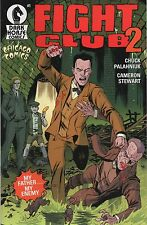 Fight Club 2 #1 Chicago Comics Variant Cover Comic Seeley! Dark Horse 2015 9.0