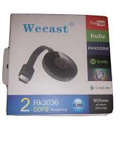 Wecast Wifi Display Dongle Cast 2 Rk3036