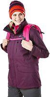 Berghaus femmes Regenjacke Skiddaw Jacket, Violet, 8