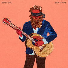 Iron and Wine - Beast Epic NEW SEALED LP w/ download 2017 release