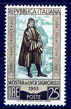 ITALIA 1953 - SIGNORELLI  NUOVO  **