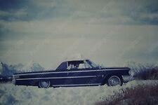 1962 classic car convertible vintage 35mm slide Ac13
