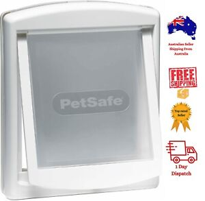 Staywell® Original 2-Way Pet Door - Color: White Size: Small, Medium, Large